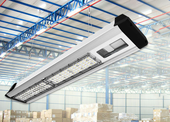 China O armazém 300W-100W conduziu a oficina industrial alta linear leve da baía 4FT Dimmable distribuidor